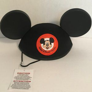 Walt Disney World Adult Black Mickey Ears New